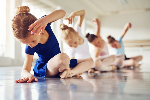 Children's Dance Styles